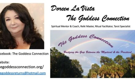 Dying to know podcast: The goddess connection with Doreen Lavista